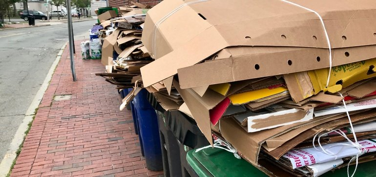 Analysts tout positive cardboard markets, note post-consumer plastic complexities at ISRI convention | Waste Dive